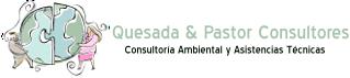 Quesada y Pastor Consultores, S.L. Logo