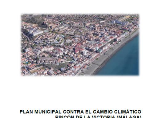 Plan Municipal contra el Cambio Climático Rincón de la Victoria