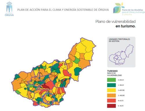 Plan de Acción y la Energía Sostenible (PACE) de Órgiva (Granada)