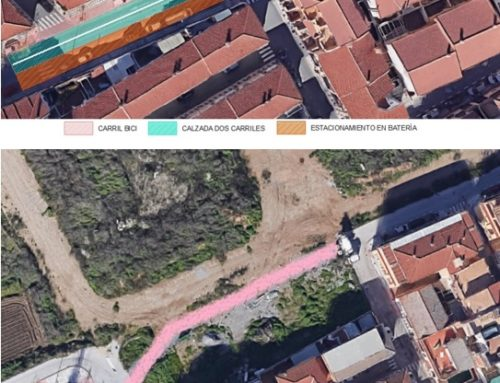 Plan de Movilidad Urbano Sostenible de Maracena